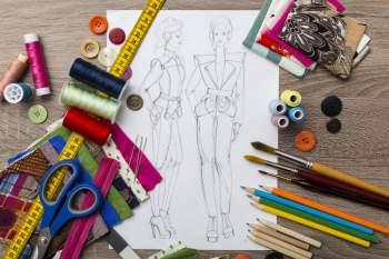 Dibujo de un diseño